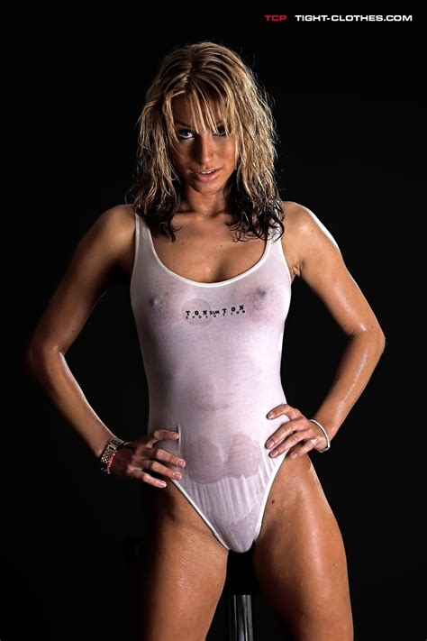little girls black bodysuit ashley swimsuit wet transparent tiny cameltoe 002 great