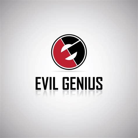evil genius adobe illustrator evil genius drawing logo