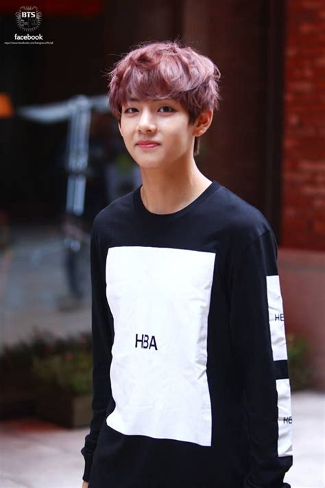 biography of kim taehyung v bts official facebook update bangtan boys