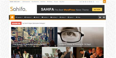 sahifa theme sles top 25 all time most popular wordpress themes on