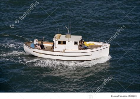 small motor boat pictures watercraft small excursion boat stock picture i1498228