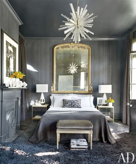 contemporary bedroom by ledbetter associates ad