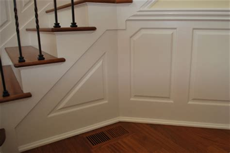 Wainscoting Prices by Pricing For Premium Custom Wainscoting Chair Rail Moldings