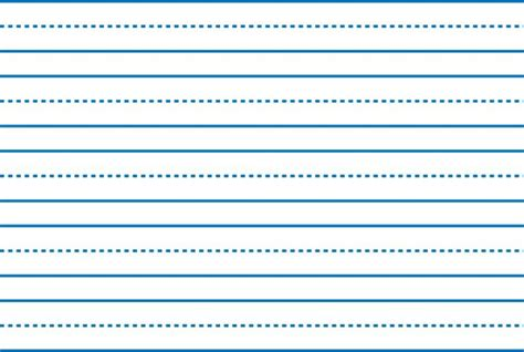 primary lined writing paper new free printable lined paper