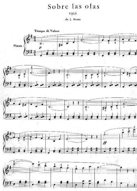 partituras de piano gratis partituras gratis piano
