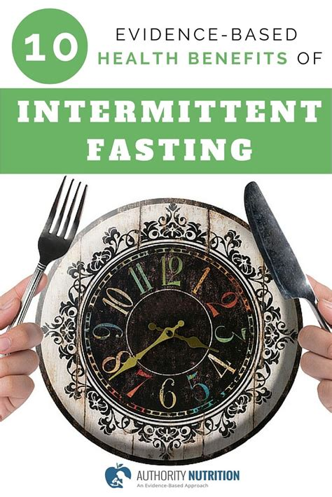 intermittent fasting feel look and be healthier a term strategy to lose weight build muscles be healthier and increased productivity books 10 evidence based health benefits of intermittent fasting