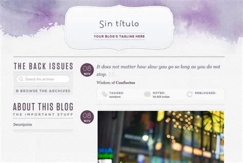 link de themes para tumblr 12 temas para tumblr para descargar gratis blog