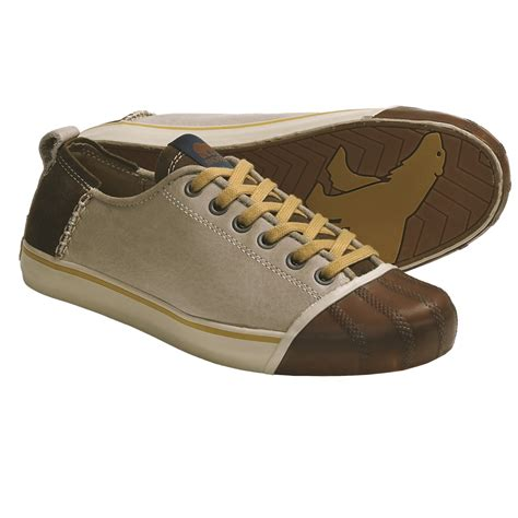 leather sneakers womens sorel sentry sneakers leather suede for