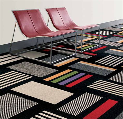 Funky Kitchen Appliances - contemporary carpet tiles modular decorative floor carpet tile by interfaceflor