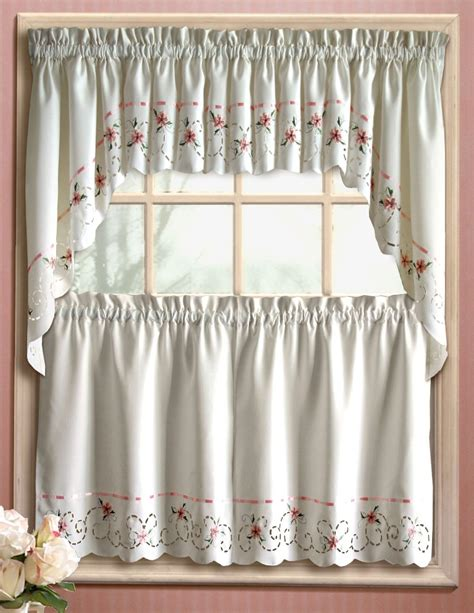 curtain valances for kitchen autumn lights picture autumn kitchen curtains