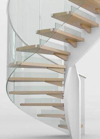 corrimano scala a chiocciola scale a chiocciola elicoidali scale