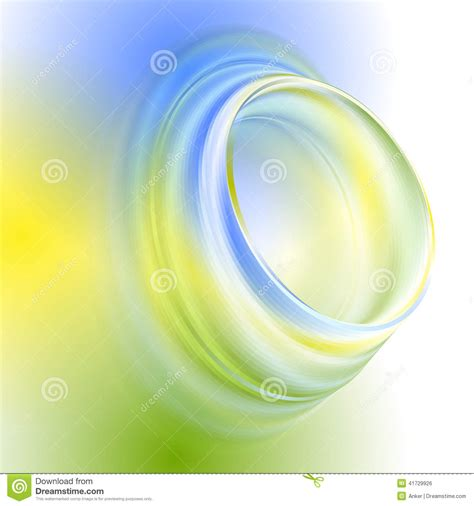 anker yellow light green yellow blue abstract background stock vector