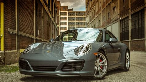 porsche sports car 2017 2017 porsche 911 4s review blurring the line