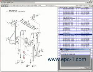 Mitsubishi Forklift Parts Catalog Manitou Axel Images Frompo