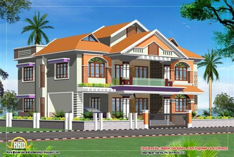 luxury house plans photos kerala with wondrous home design double story luxury home design 3719 sq ft kerala home