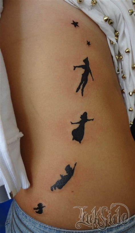 peter pan tatuajes de mujer pinterest peter pans
