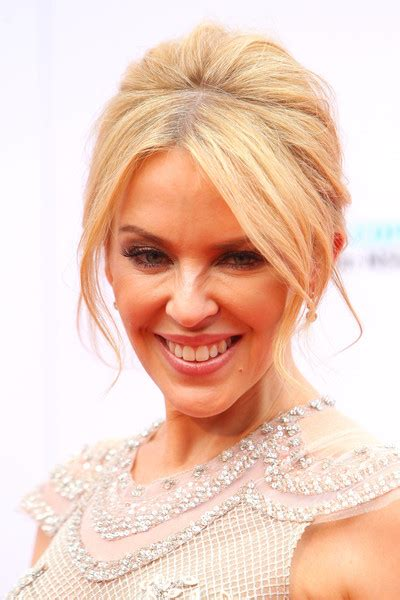 kylie minogue beehive newest looks stylebistro