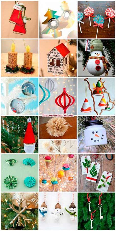 adornos arbol de navidad m 225 s de 300 manualidades y adornos para navidad trucos y
