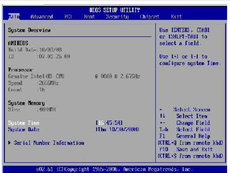 reset bios settings windows 7 configuring bios settings