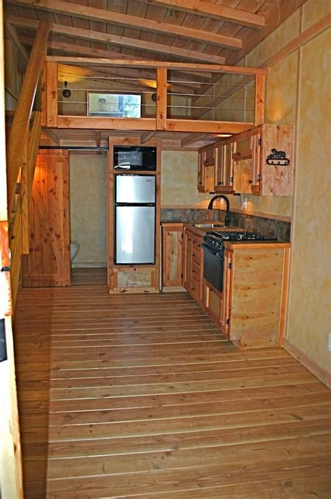 Molecule Tiny Homes 9 X 20 Tiny House Project
