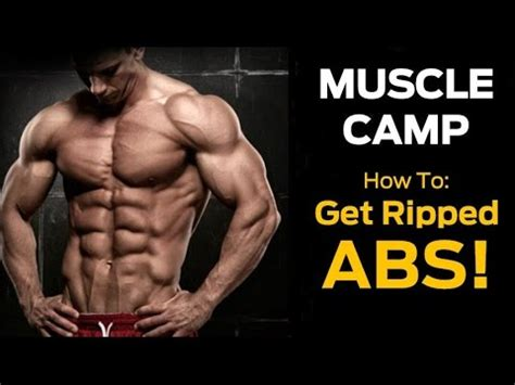 how to get ripped abs with 3 5 reps advanced ab workouts