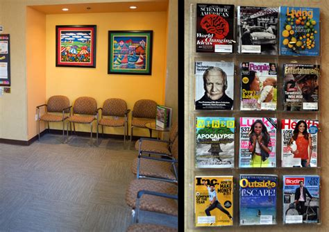 waiting room magazines family orthodontics of dublin