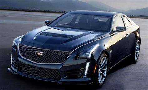 2019 Cadillac Sedan by 2019 Cadillac Cts V Sedan Review Price Specs Clues