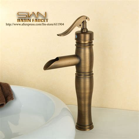 water pump for bathroom antique brass water pump bathroom faucet bath lavatory