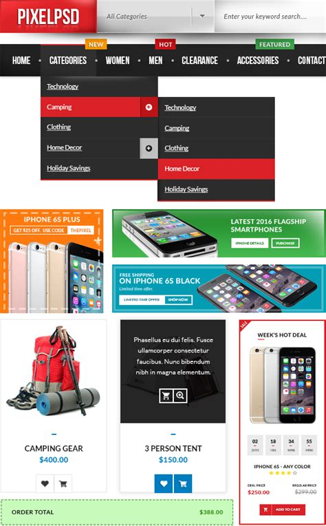 web ux design thepixel user experience user interface web design