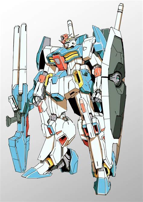Tees Gundam Sentinel ダブルゼータ gundam and mech gundam mobile suit