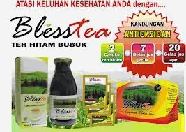 Murah Bless Tea Tea Hitam bless tea indonesia testimoni teh hitam bless tea