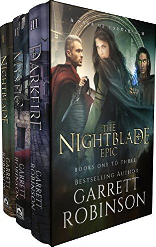 the nightblade epic volume two a book of underrealm books borrow the nightblade epic trilogy box set books 1