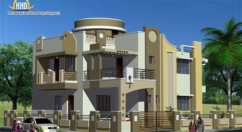 duplex house plan and elevation 3122 sq ft home appliance duplex house plan and elevation 3122 sq ft kerala