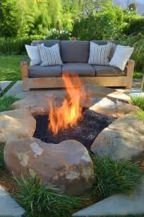 backyard fire pit diy diy inspiring fire pit designs