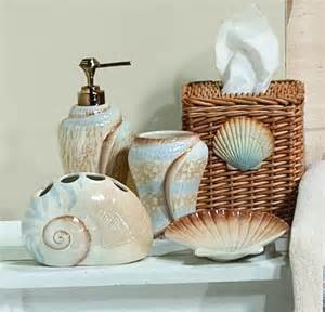Seashell Bathroom Ideas Seashell Bathroom Decorating Ideas