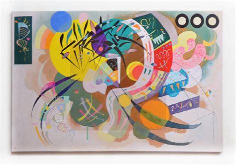 cuadros de kandinsky enmarcado de cuadros taller de enmarcado enmarcado de