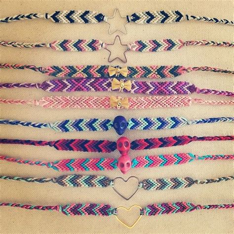Friendship Bracelets Handmade - best 25 handmade friendship bracelets ideas on