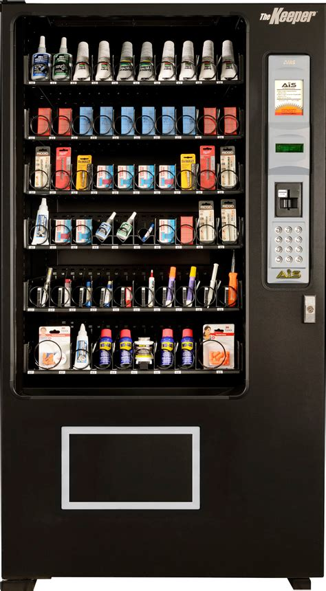 automated inventory solutions ais vending machines