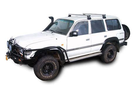 Land Cruiser 80 Series Roof Rack by Rhino Rack Roof Racks For Toyota Land Cruiser 80 4wd 02 90 To 03 98