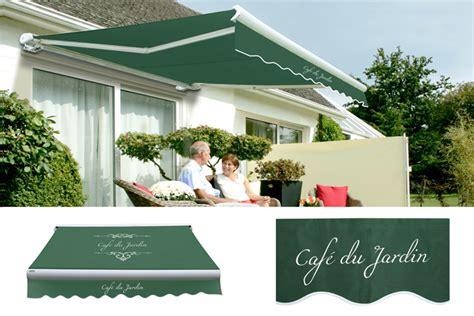 tenda da sole elettrica tenda da sole elettrica a cassonetto totale colore cafe du