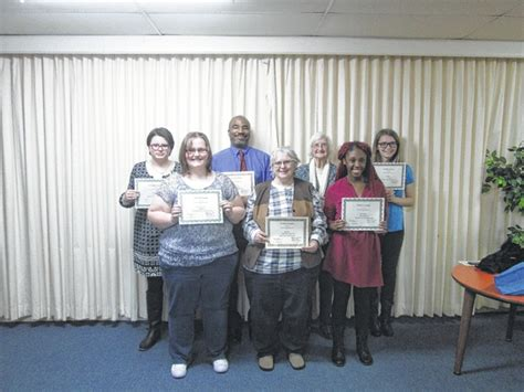 Anson County Records Anson Record Anson County Writers Club Recognizes Top Poets Storytellers