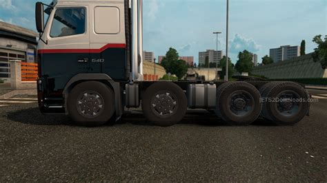 volvo 10 wheeler awesome euro truck simulator 2 blog