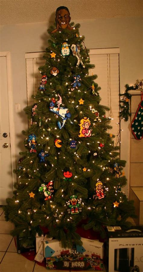 the nerdiest christmas trees dorkly post