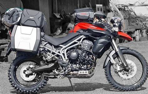 Motorrad Mieten Bangkok by 2011 Triumph Tiger 800 Motorrad Verleih In Bergamo Italien