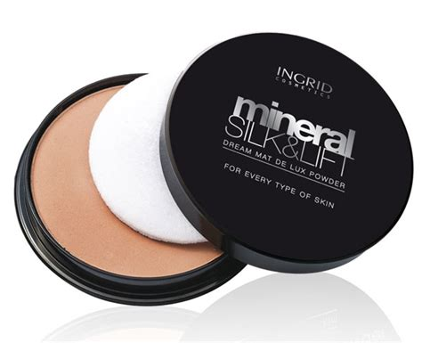 matt puder pressed powder mineral silk lift matt de ingrid