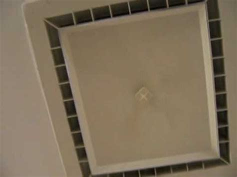 fasco bathroom vent fans mid 1980 s vintage fasco bathroom ventilation fan youtube