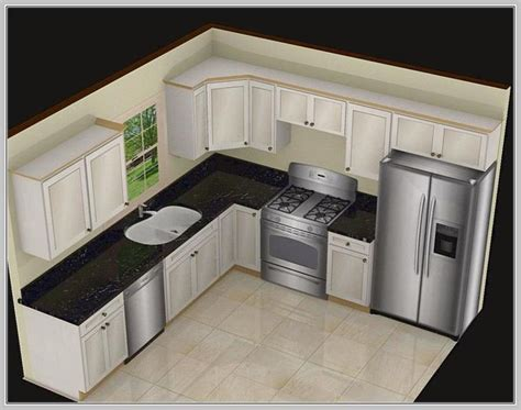 Small Kitchen Design   How to Decorate It
