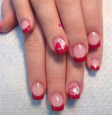 imagenes de uñas decoradas san valentin siempre para mejor u 241 as en madrid manicura gel y