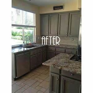 Annie Sloan Kitchen Cabinets Before And After by Vintage Begonia Before And After Using Chalk Paint 174 By