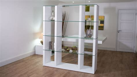 glass bathroom shelving unit white oak shelving unit glass shelves room divider uk